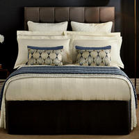 Bexley Coordinated Bedding Set Cream