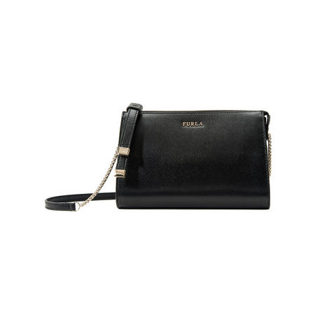 Luna Crossbody Bag Black
