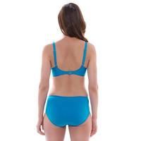 Versailles Bikini Top Blue