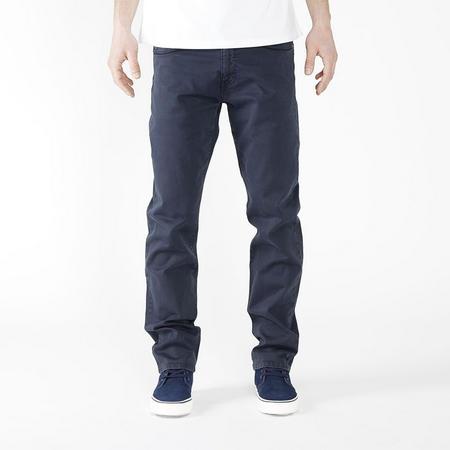 Regular Straight Jeans Navy