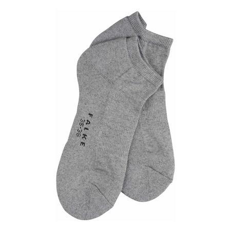 Cosy Sneaker Socks Grey