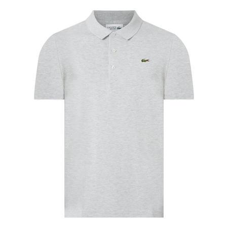 Classic Polo Shirt Grey