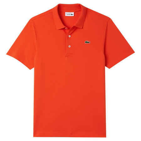 Classic Logo Polo Shirt Red