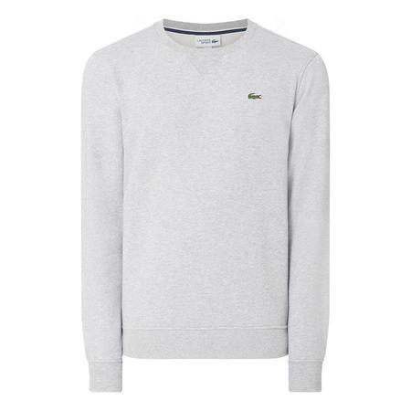 Classic Crew Neck Sweatshirt Grey