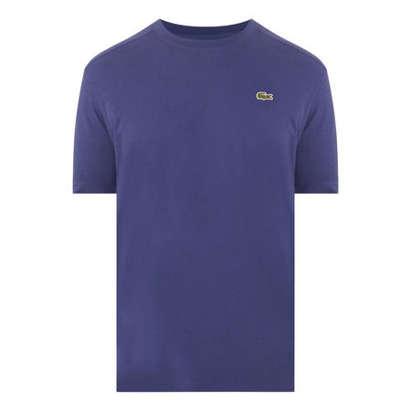 Classic Crew Neck T-Shirt Blue