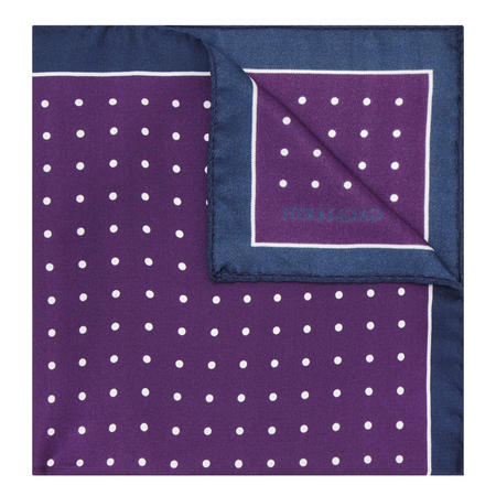 Polka Dot Pocket Square Multicolour