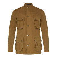 Lockseam Casual Jacket Beige