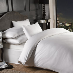 Grosvenor 1000 Thread Count Duvet Cover Set White