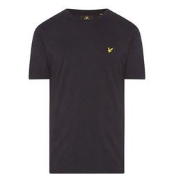 Basic Crew Neck T-Shirt Black