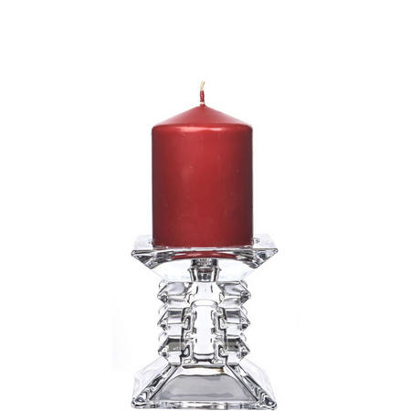 Zorro Pillar With Red Candle