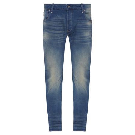 Arc 3D Slim Jeans Blue