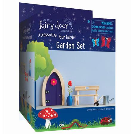 4 Piece Garden Set