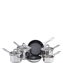 Select 6 Piece Set Stainless Steel