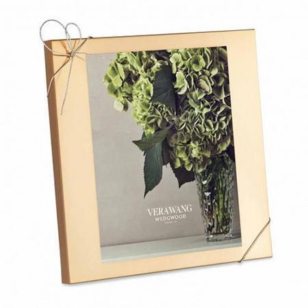 Vera Wang Love Knots Gold Frame 8 x 10