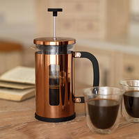 La Cafetiere Copper Pisa 8 cup
