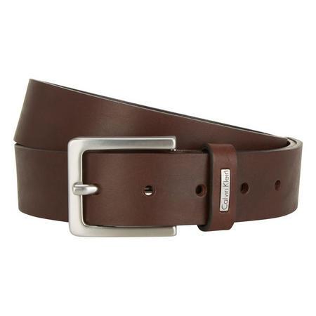 Mino Leather Belt Brown