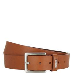 Mino Leather Belt Light Brown