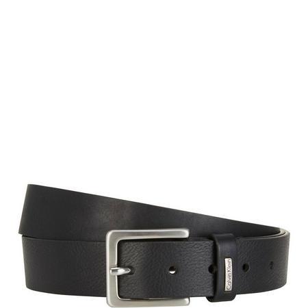 Mino Leather Belt Black