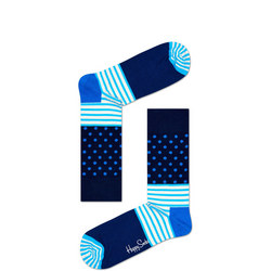 Stripes And Dots Socks
