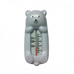 Bath Thermometer White