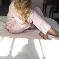 House of Cards Pyjamas Pink