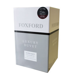 Cotton Percale Duvet 13.5 Tog