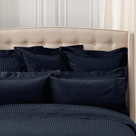 Millennia Square Pillowcase Midnight