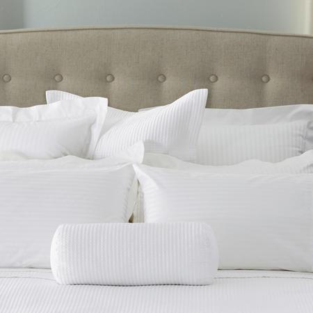 Christobel Cushion Sham Square White