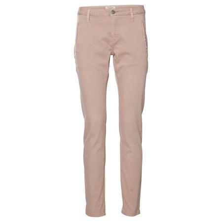 Ingrid Slim Fit Trousers Pink