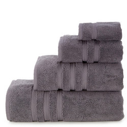 800 Gram Opulence Towel Dark Grey