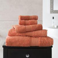 Bliss Towel 650 Gram Coral