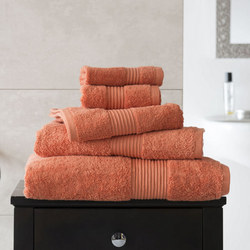 Bliss Towel 650 Grm Coral