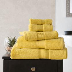 Bliss Towel 650 Gram Mustard