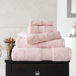 Bliss Towel 650 Gram Pink