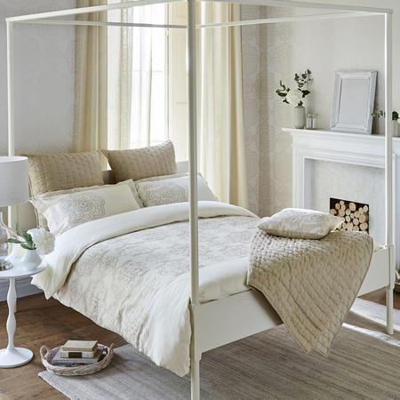 Odetta Coordinated Bedding Set Cream