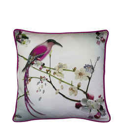 Flight Of The Orient Cushion 45 x 45cm