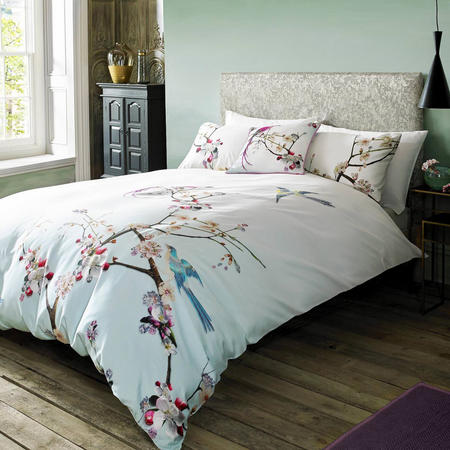 Flight Of The Orient Coordinated Bedding