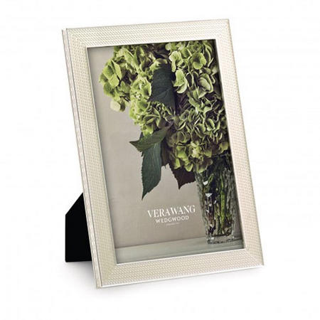 Vera Wang With Love Nouveau Pearl Frame 5 x 7