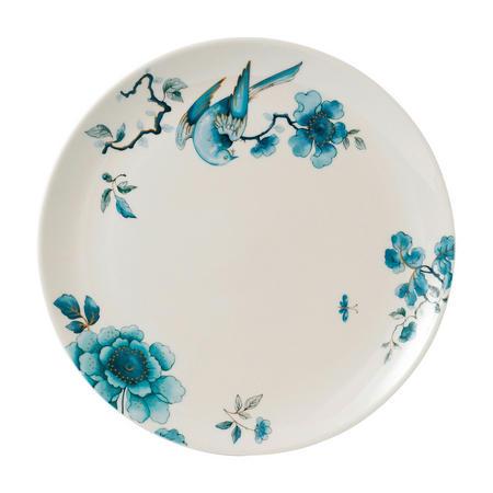 Blue Bird Plate 28cm