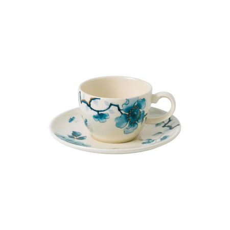 Blue Bird Coffee Cup & Saucer
