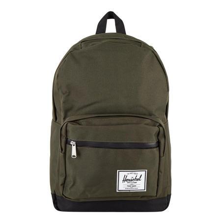 Pop Quiz Backpack Mid Green