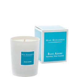 Blue Azure Scented Candle