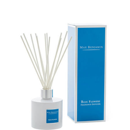 Blue Flowers Diffuser