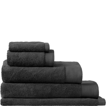 Luxury Retreat Collection Towels Carbon