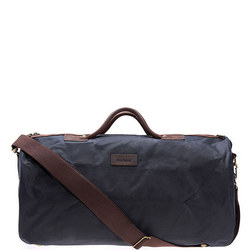 Wax Holdall Black
