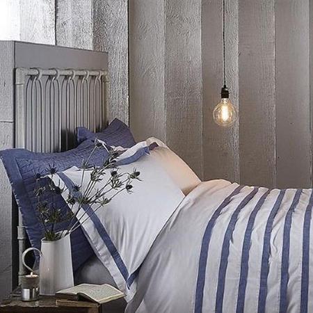 Chambray Pleats Oxford Pillowcase