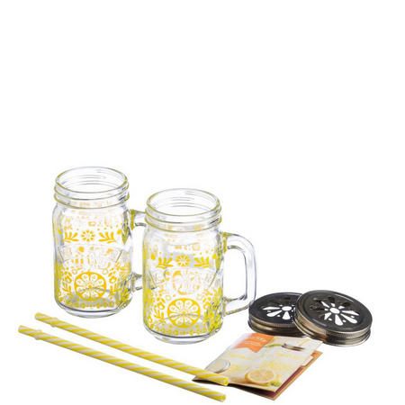 7 Piece Lemonade Set