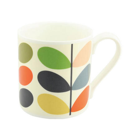 Large Stem Mug Multicolour