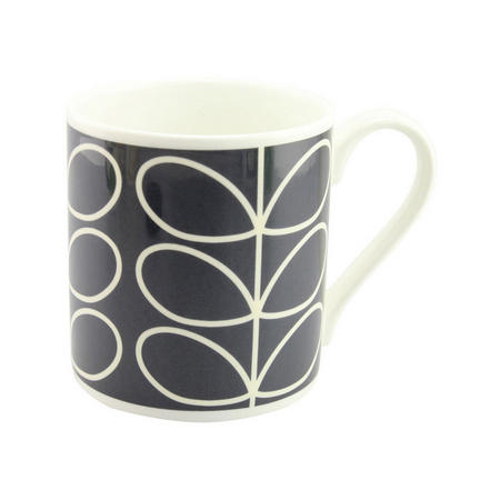 Large Stem Mug  Blue