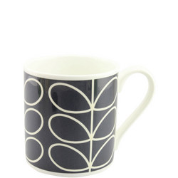 Large Stem Mug  Blue